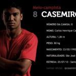 Casemiro San Paolo