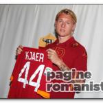 Kjaer presentazione Roma PR