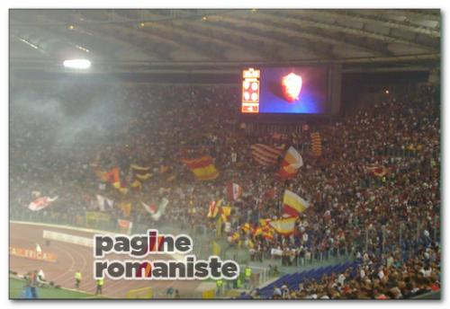 Roma-Siena Curva Sud PR