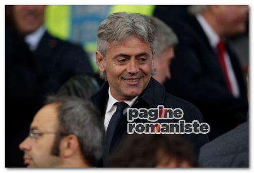 Franco Baldini Genoa-Roma PR