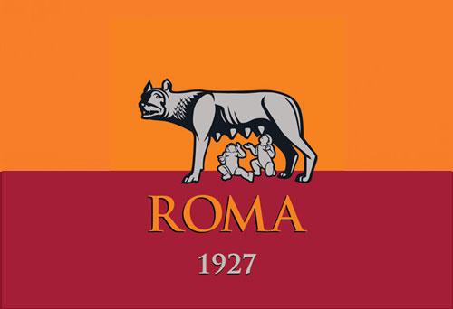 Logo lupa As Roma