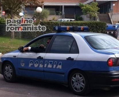 Polizia Trigoria PR