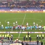 Roma-Lecce inizio gara PR