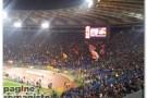 Corriere dello Sport – Olimpico esaurito, solo Monte Mario per i tifosi ritardatari