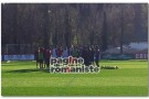 Allenamenti Roma – Out Destro. differenziato per Castan. Allenamento atletico tecnico per la squadra