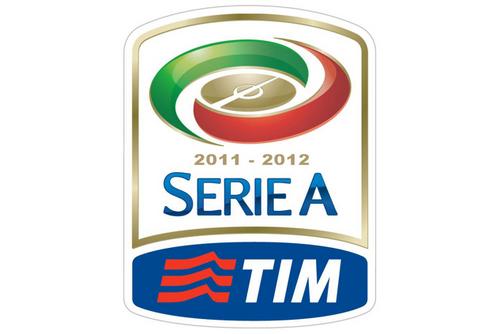 Serie A 2011-12 Logo
