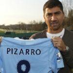 Pizarro Manchester City