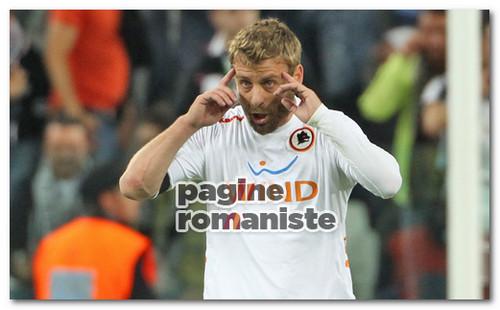 De Rossi Juventus-Roma PR