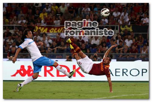 Osvaldo rovesciata Roma-Catania PR