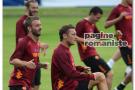 Allenamenti Roma – Assenti Castan e Stekelenburg, De Rossi abbandona la seduta. Paura per Osvaldo: scontro con Goicoechea