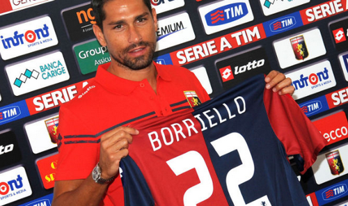 Borriello Genoa