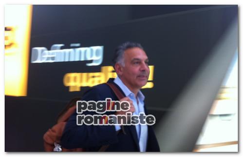 Pallotta Ciampino arrivo PR