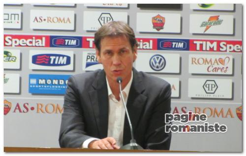 Garcia conferenza Roma-Verona PR