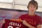 Jedvaj firma l'incontro Croazia-Lettonia Under 21