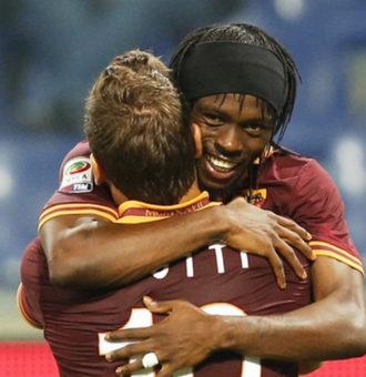 Gervinho_Totti_Roma