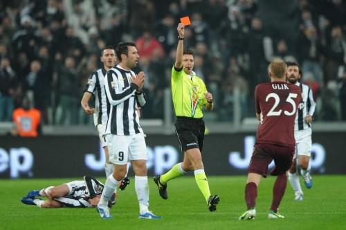 Juventus vs Torino Campionato di Serie A 2011 2012