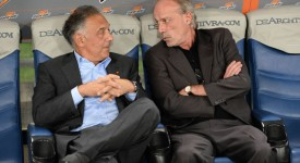 """Pallotta: """"Sabatini? Nulla è deciso. Penso che lui sia un po' depresso per i risultati"""""""