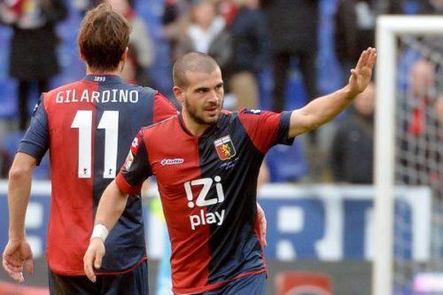 Soccer: Serie A ; Genoa vs Catania