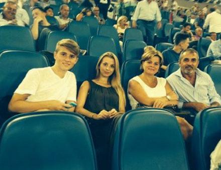 famiglia_Pjanic_Olimpico_Roma