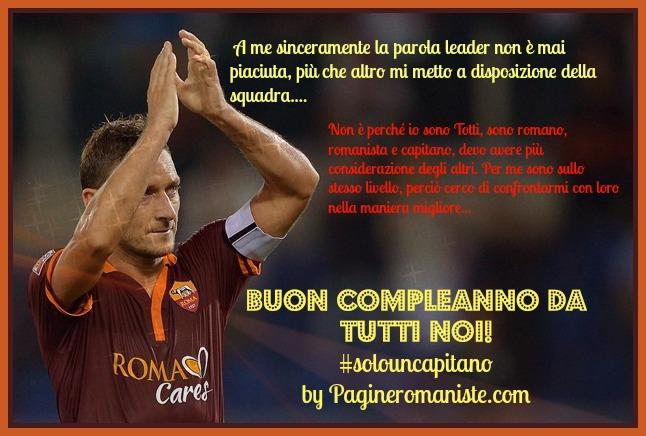 Francesco Totti Birthday Cake