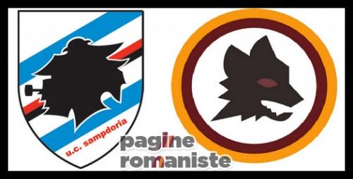 Sampdoria-Roma