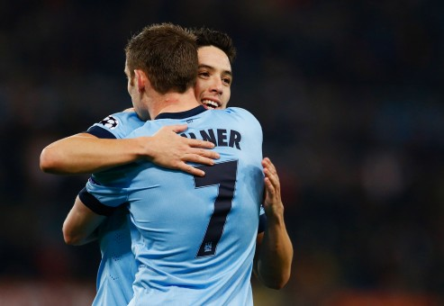 AS Roma v Manchester City FC - UEFA Champions League