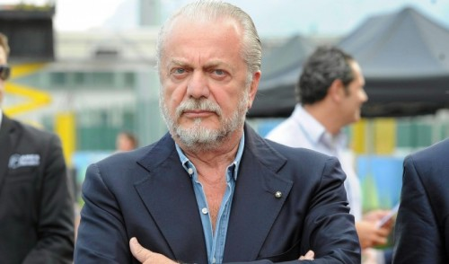 De Laurentiis sulla rivalità Napoli-Juventus: