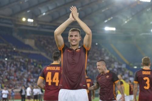 roma-juventus- dzeko gol12
