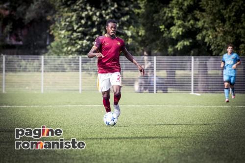 nura roma-barcellona- youth league primavera