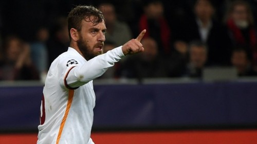 bayer-roma-derossi gol esultanza