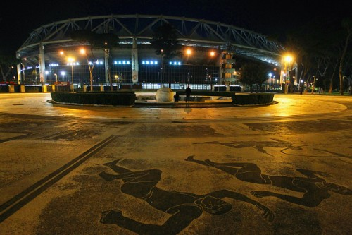roma-bayer-stadio-olimpico