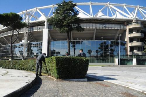 roma-lazio-stadio olimpico