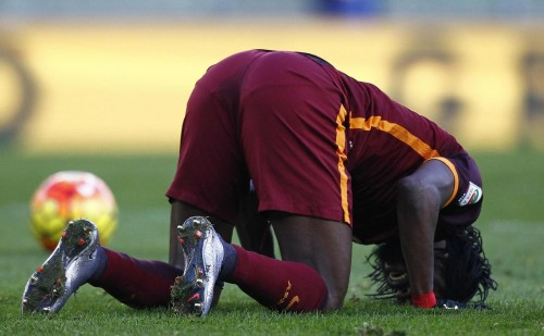 chievo-roma-gervinho