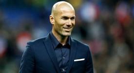 """Zidane: """"Il mio obiettivo è quello di guardare sempre avanti, vincere ogni partita, cercando di essere competitivi sempre per arrivare alla vittoria di qualche trofeo al termine della stagione"""""""