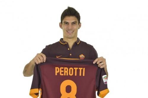 Roma, Diego Perotti indosserà la maglia numero 8   Pagine Romaniste