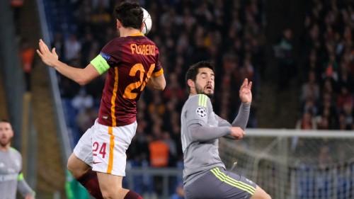 Roma vs Real Madrid florenzi isco