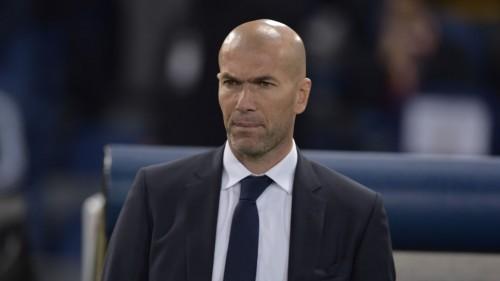 Roma - Real Madrid zidane