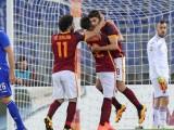 VIDEO – Gli highlights e i gol di Roma-Sampdoria 2-1 (45′ Florenzi, 49′ Perotti, 57′ ag Pjanic)