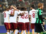 VIDEO – Gli highlights e i gol di Sassuolo-Roma 0-2 (11′ Salah, 94′ El Shaarawy)