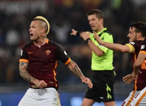 roma-inter_nainggolan florenzi gol esultanza9