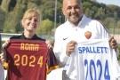 Scambio di maglie tra i 2 club e il Coni per sostenere i Giochi del 2024
