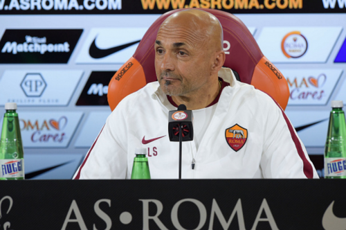 conferenza spalletti