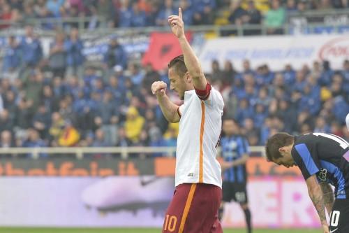 atalanta-roma_totti gol esultanza