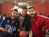 """Totti e De Rossi protagonisti dell'ultima puntata di """"Emigratis"""" con Pio e Amedeo – FOTO e VIDEO"""
