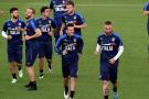 Nazionale, allarme rientrato per De Rossi. Insigne brilla nel test