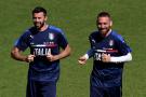 Italia, De Rossi si allena con il gruppo. Allarme rientrato