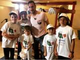 Totti: «Roma è speciale, merita di vincere la corsa per le Olimpiadi del 2024» – FOTO e VIDEO