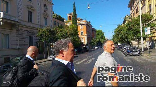 Van der Wiel è a Roma. Accordo possibile già oggi