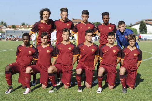 as roma under 15 giovanissimi