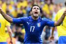 Italia-Svezia, 1-0. Decide Eder nel finale, De Rossi in campo per 74′ e Florenzi per 85′. El Shaarawy in panchina per tutti i 90′